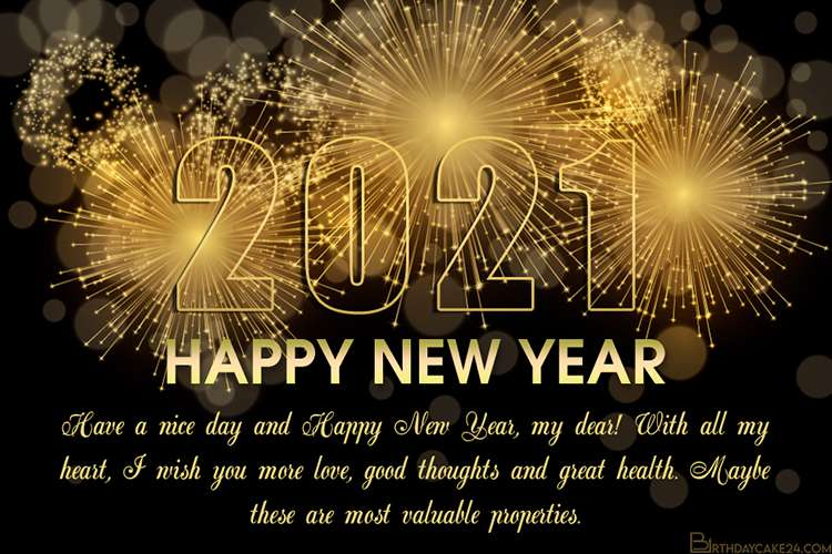 New Year Wishes for Spouses or Partners