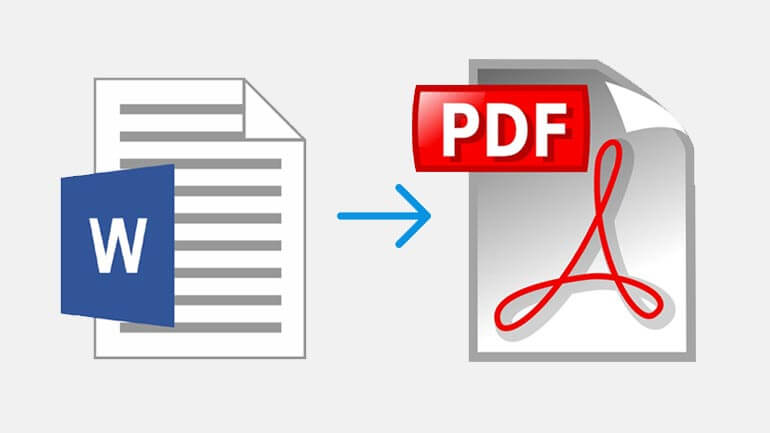 3 Different Ways to Convert Your Word File to PDF