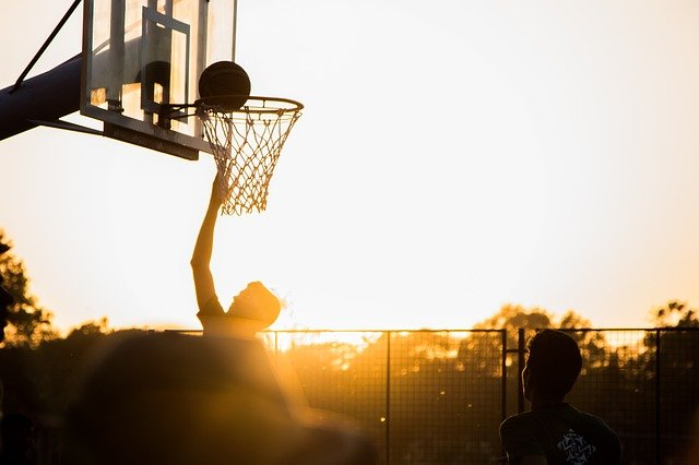 Basketball Taking It To The Hoop With Success