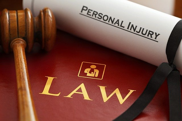 Law Advice for Personal Injury