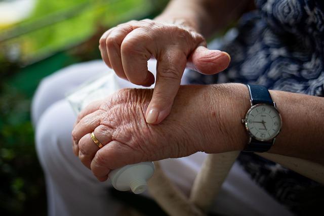 Taking Control Of Arthritis Pain
