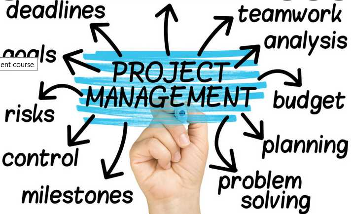 An Overview on Project Management Course