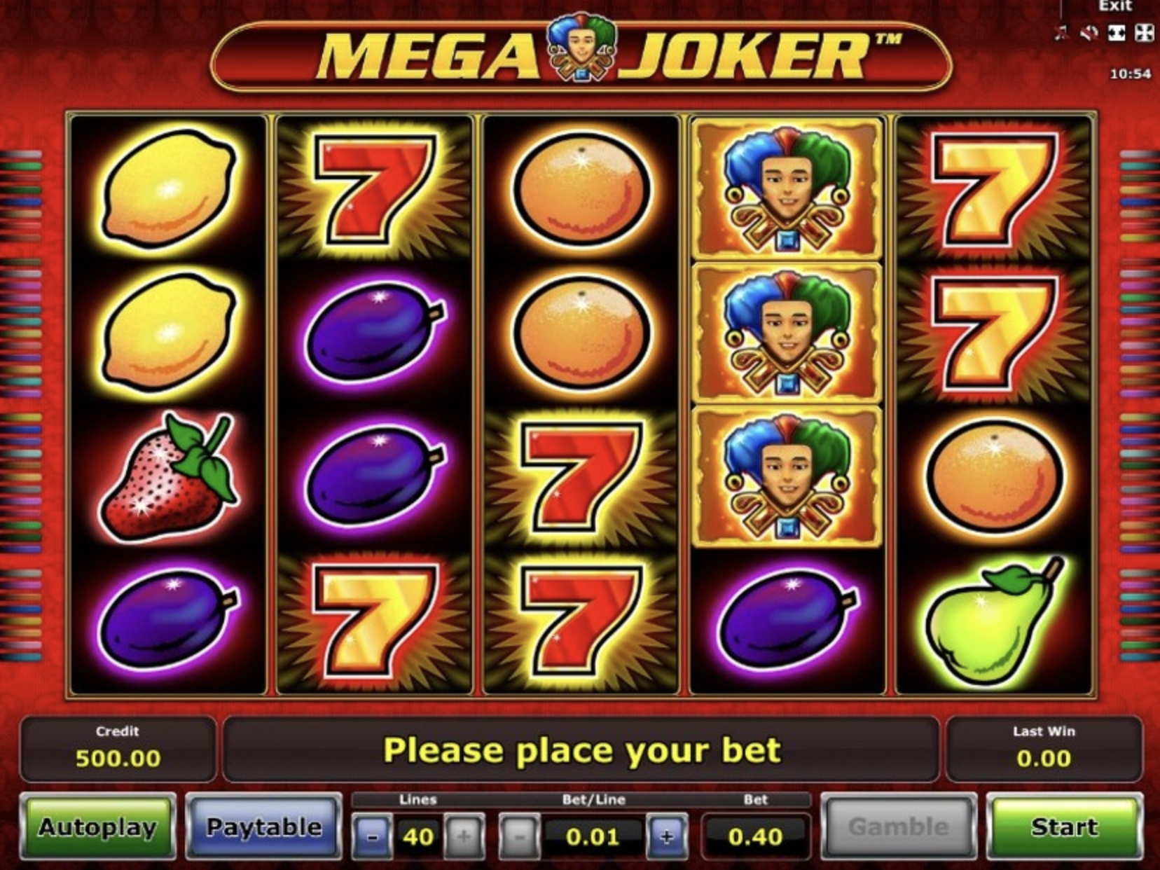 Joker Slot a Must Try Game on Online Casino