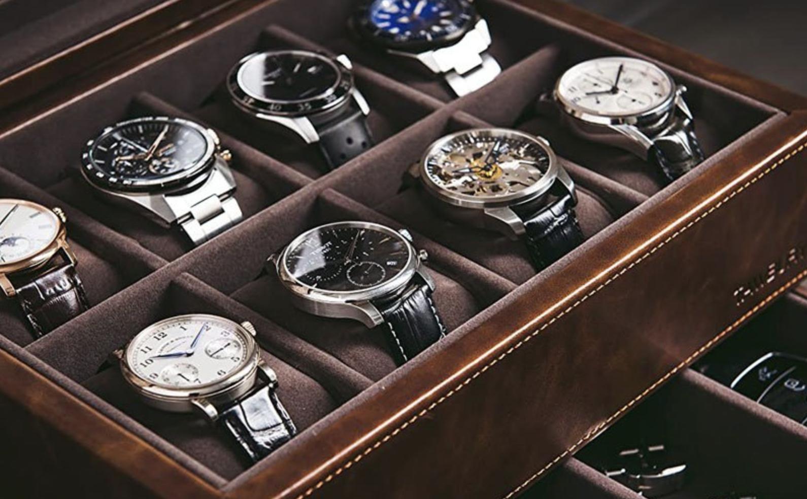 Top 5 Luxury Timepiece Brands