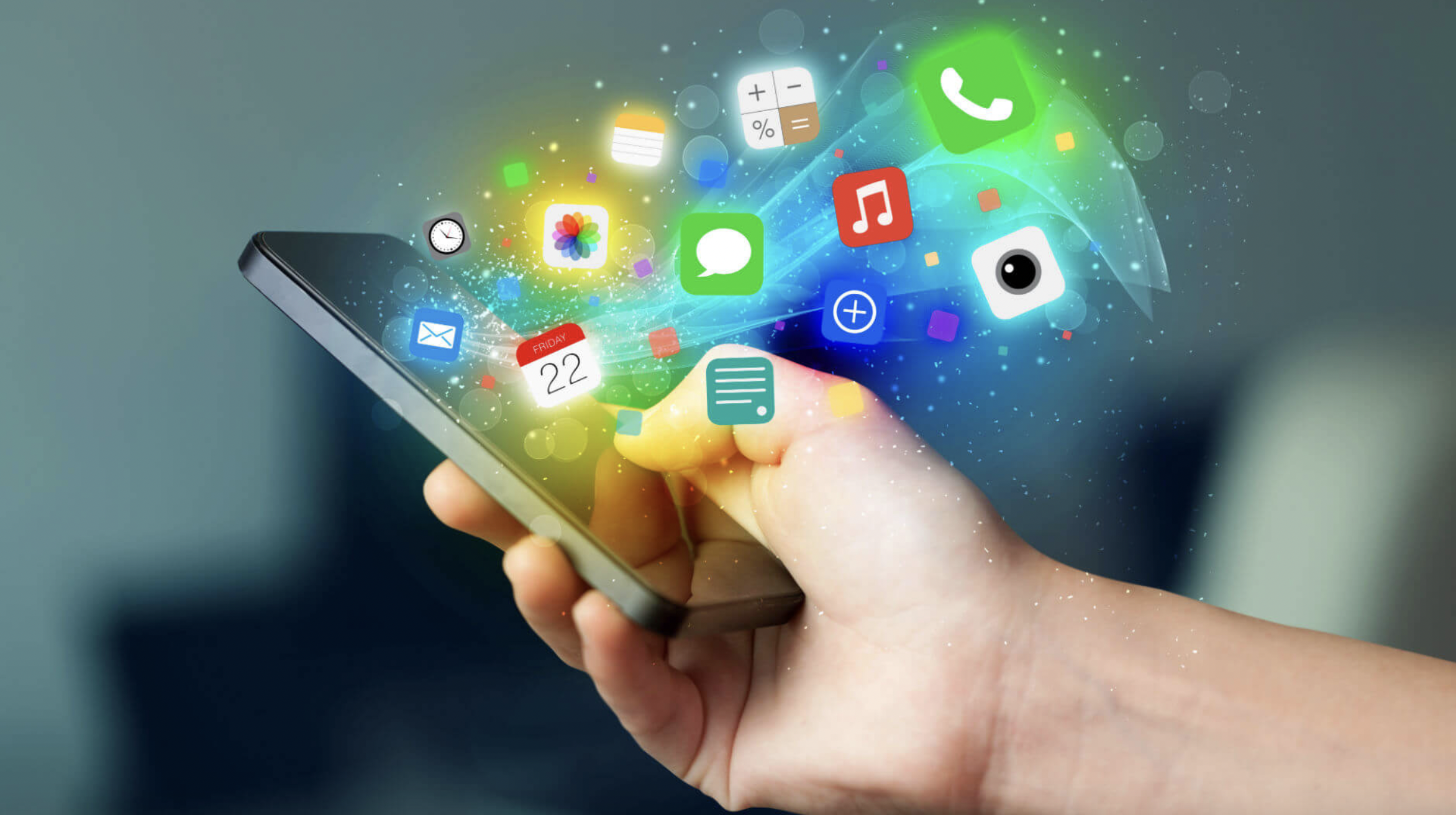 5 Reasons For The Success Of The Smartphone