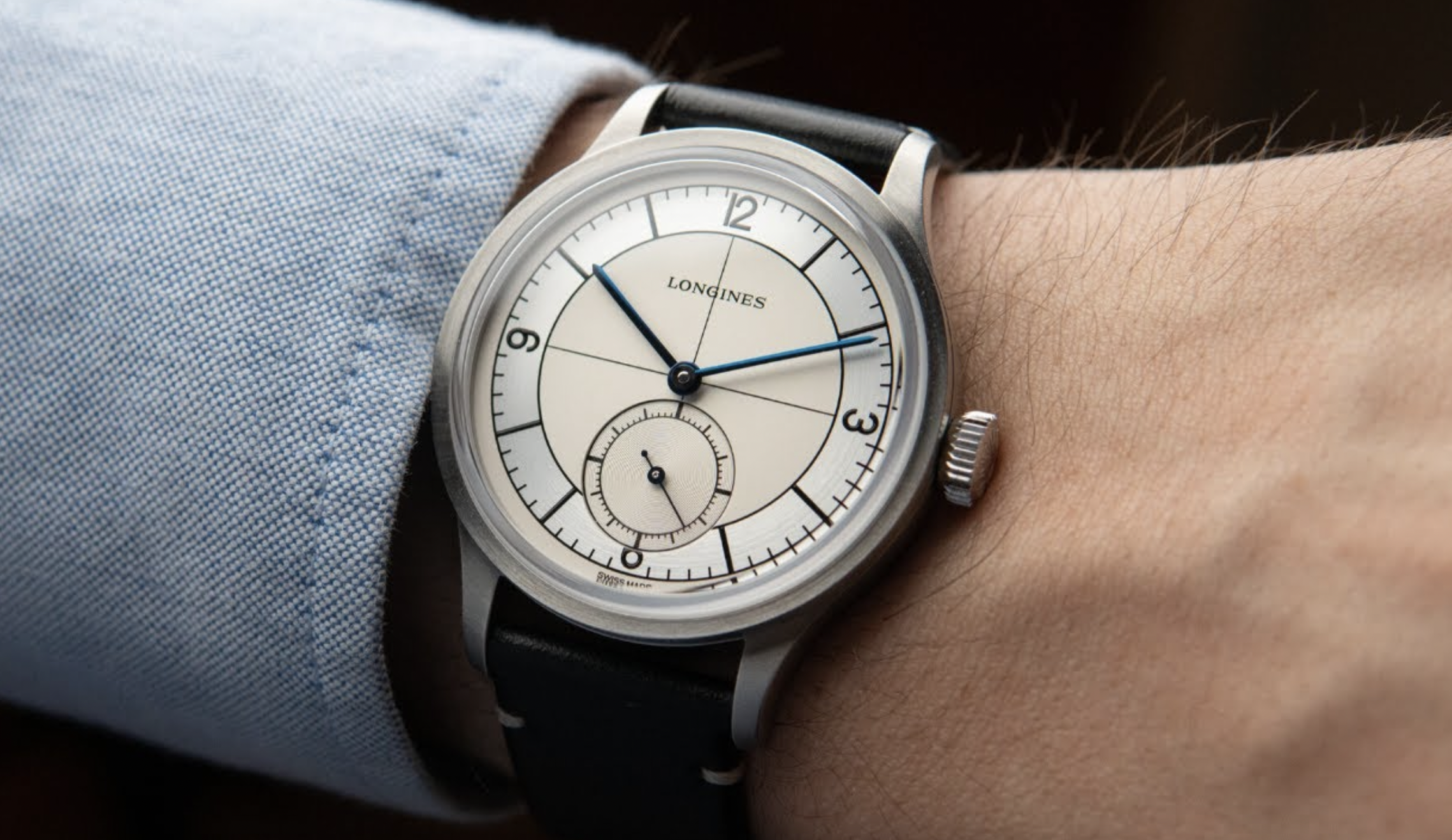 All You Should Know About the Longines Classic Heritage Sector