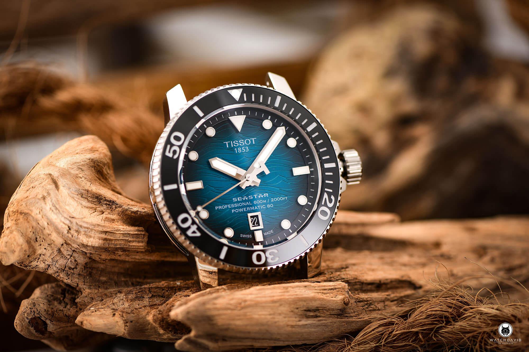Meet the New Tissot 2000ft Seastar Professional Dive Watch