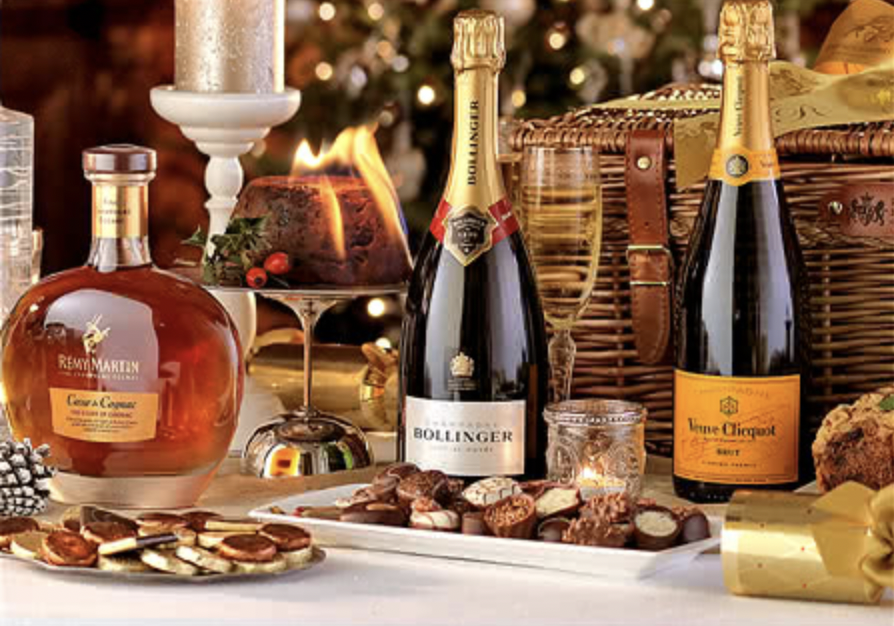 Luxury Christmas hampers - order today!